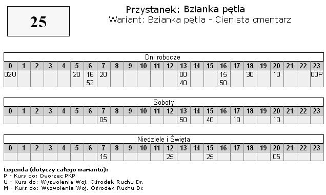 rozk?ad mpk 25 (01.07.2013)