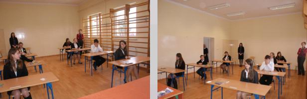 Egzamin VI klas