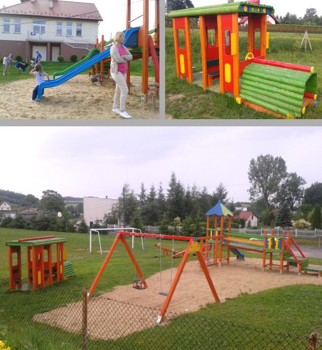 Otwarto plac zabaw