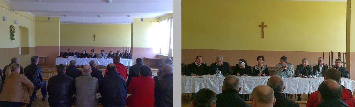 Zebranie wiejskie 30.03.2014